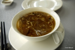 Hot and Sour Soup - Silver Waves