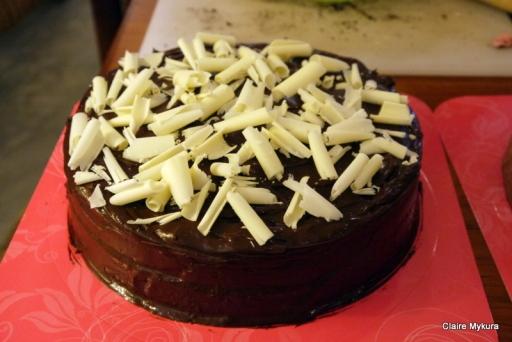 Chocolate Tales Cake