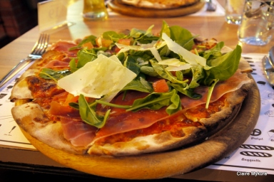 Pizza - Fire and Dine Asiatique