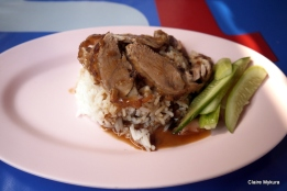 Duck and Rice - Charoen Wieng Pochana