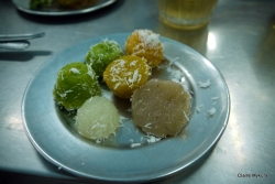 Thai Sweets - Silom Road