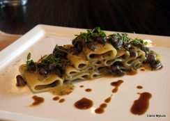 Pasta with Duck Ragout (il cielo Dusit Thani)