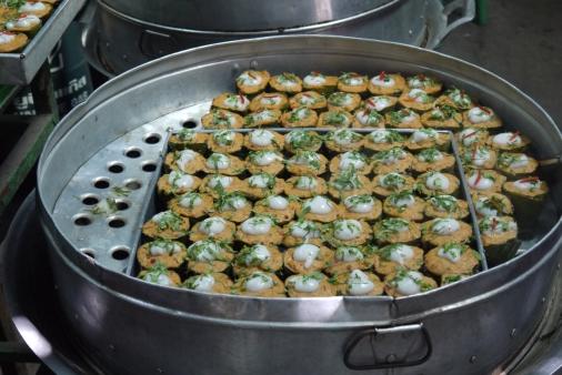 Fish Cakes (Bang Kachao)