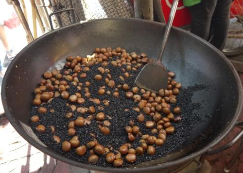 Chestnuts (Chinatown)