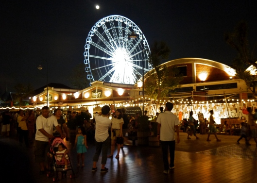 Asiatique Ferris Wheel
