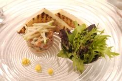 Salmon Tartare (Firehouse Grill)