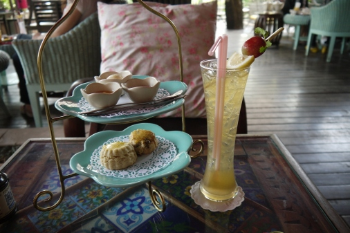 Afternoon Tea at Vieng Joom On
