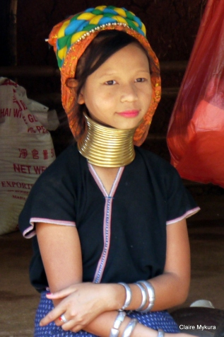 Young Girl HillTribe