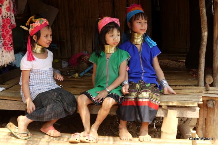 Young Girls - Hilltribe Chiang Rai