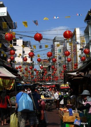 Chinatown Bangkok Street
