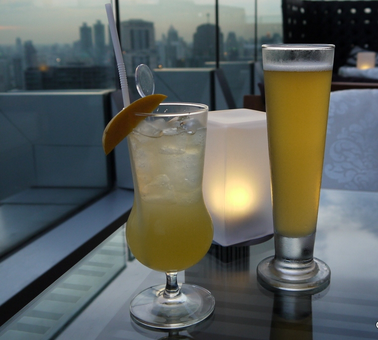 Rooftop Cocktails