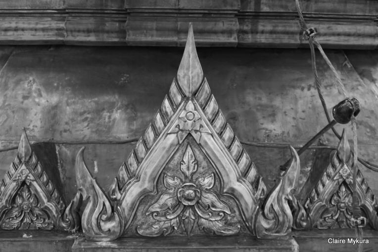 Spire of Loha Prasat